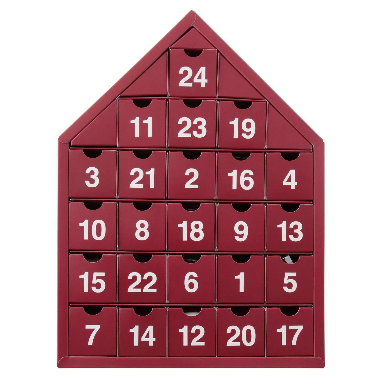 カウントダウンカレンダー