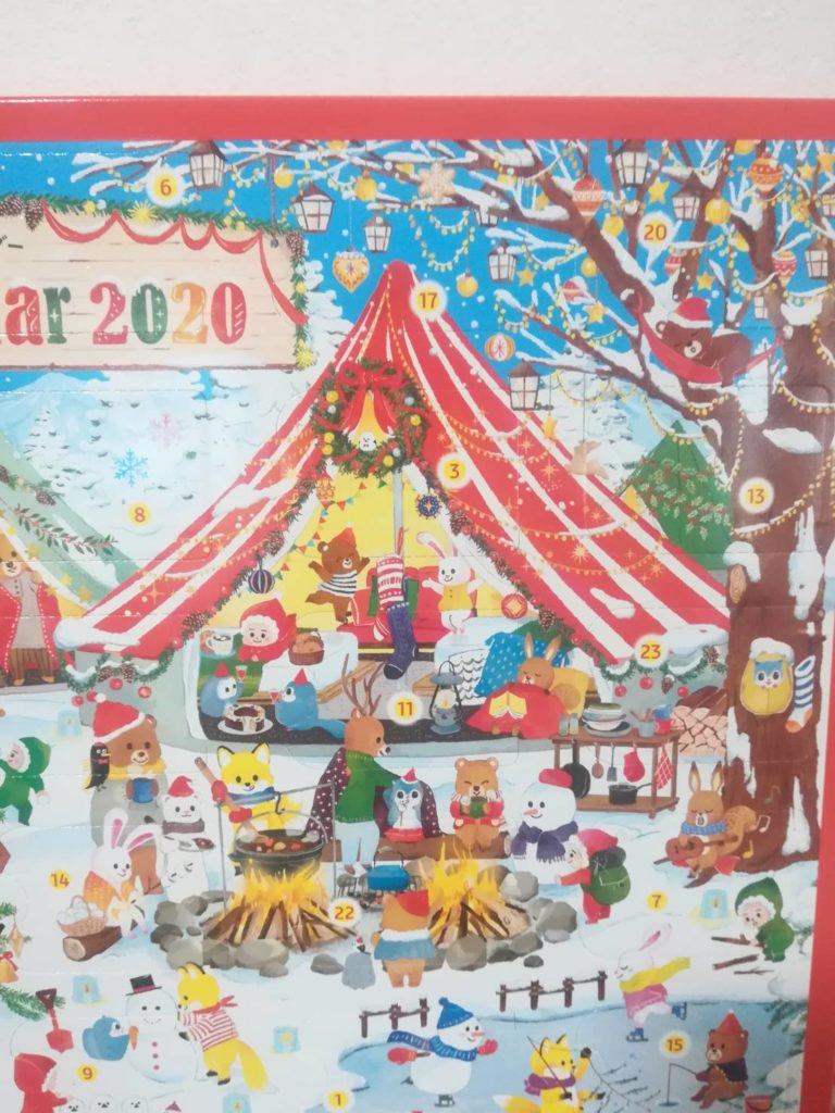 2020ロイズアドベントカレンダー (4)